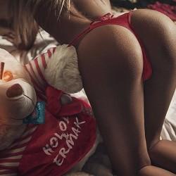 массаж и анальный секс с девушкой