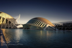 City of Arts and Sciences - Valencia - martinjansenphotography - http://ift.tt/1fMtDAt