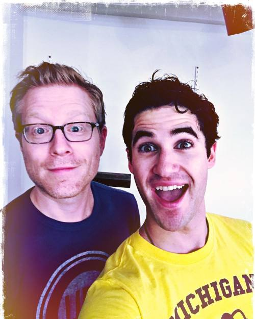 Topics tagged under tonyaward on Darren Criss Fan Community Tumblr_ofu5ccPHJL1uetdyxo1_500