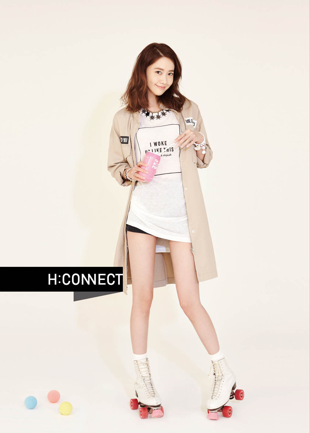SNSD Yoona - H:Connect 2015 Pictures 4