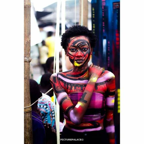 Via @picturepalace_gh -  Not only can we create art, art creates us -Maria eskenasy