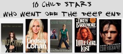 Child Stars On Drugs