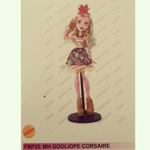 "beamonsterhighfan: ""New Gooliope Jellington (Shriek Wrecked ???) Doll !!! """
