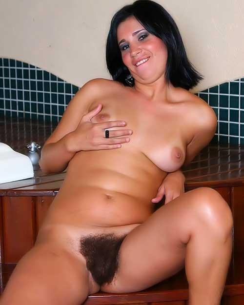 волосатые мамочки фото
