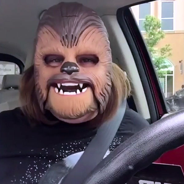 WHEN VIRAL GOES GOOD!!IF you didn't see Candace Payne, a Dallas mother of two, laugh hysterically while wearing a Chewbacca mask, you should. It should almost be mandatory on a gloomy day.<br/>She wasn't anyone famous.. but literally minutes after...
