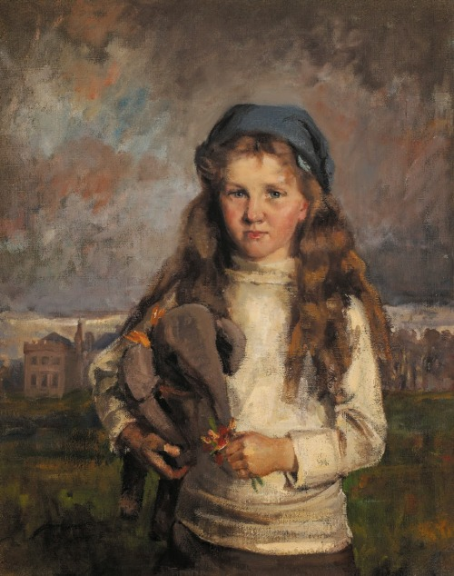 Margaret - Sarah Purser 1915