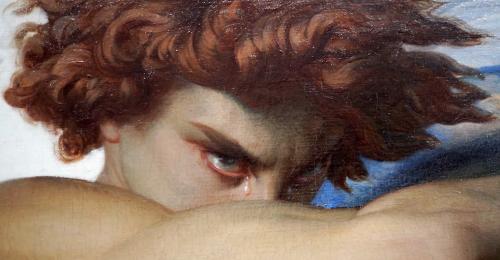 lies.com » shylocks: Fallen Angel, Alexandre Cabanel, 1868 ...