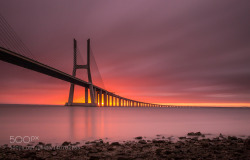 The Neverending Bridge - Ricardo_Mateus - http://ift.tt/1oJSpGH