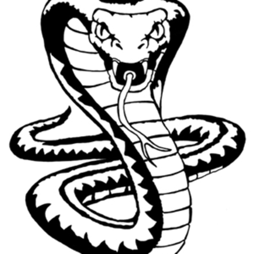 Cobra Kai Logo Black And White cobra kai derby coach i'm a licensed ... Cobra Kai Logo