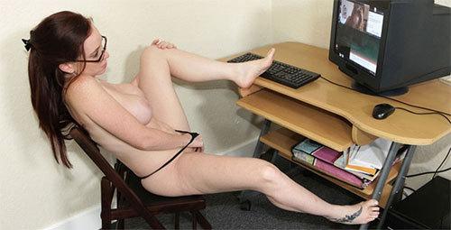 Porn Caught Masturbating 9