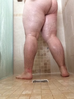 Best chubby man shower best part