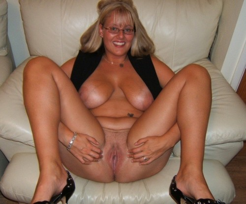 German chubby milf