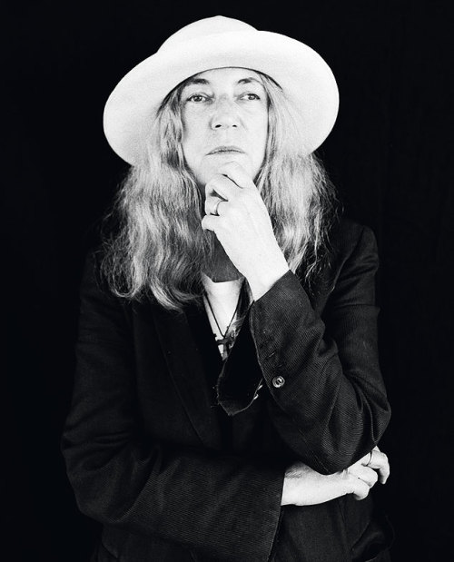 "Patti Smith Reveals Her Solitary Soul In The 'M Train' Fresh Air book critic Maureen Corrigan reviews Patti Smith's new novel, M Train: "" ""In Patti Smith's new memoir, the M Train is a Magical Mystery line that only she rides, her snaking Mental..."