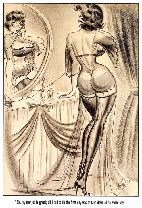 Bill Ward - New Job (1958)