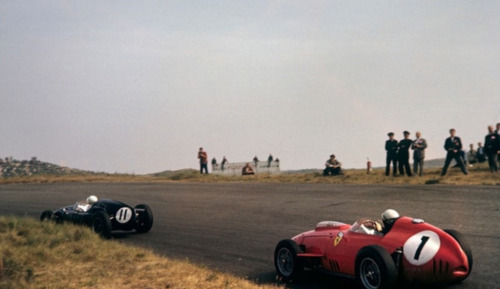 Gearheads and monkeywrenches for Garage jean behra