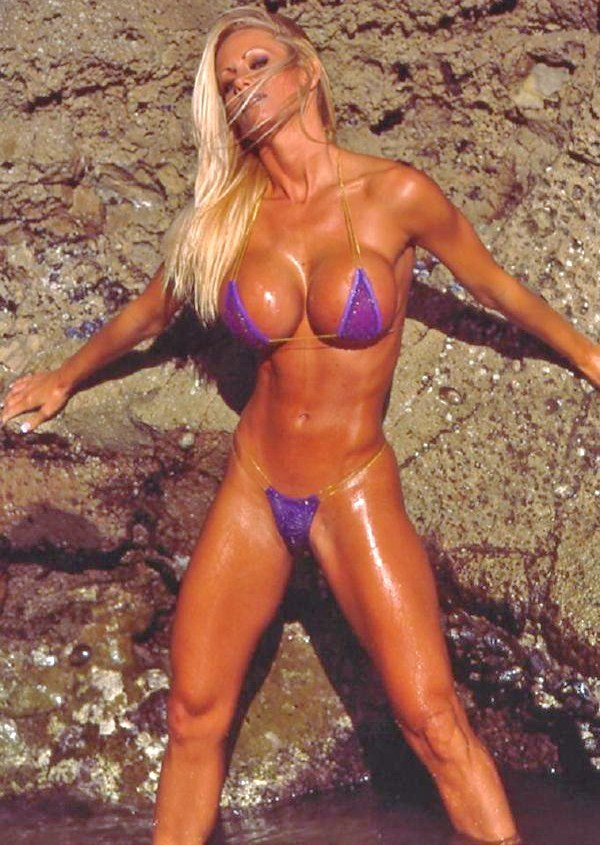 big-boobs-but-skinny - Make fitness and you look great! This isAshley Lawrence(Fembomb). ───────────────────────────