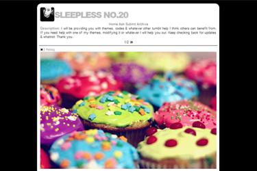 Sleepless No.20
