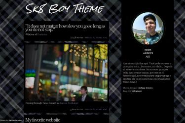 Sk8 Boy Theme