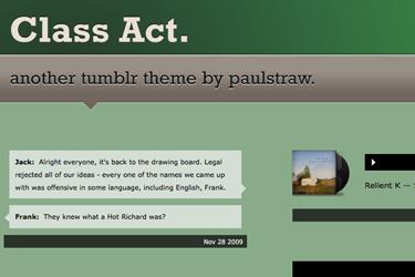 Class Act.