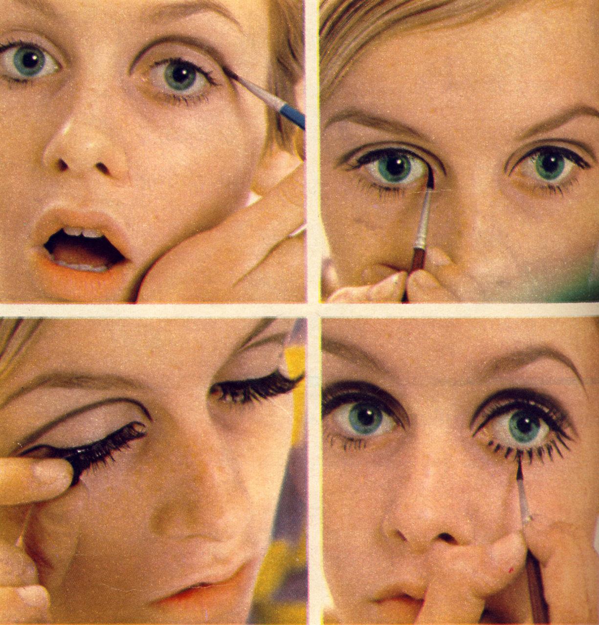 Как сделать макияж 60 лет