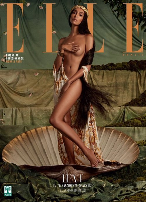 elle edita vilkeviciute fashion hair models editorial elle december elle brasil elle editorial goldkalifornia 1k