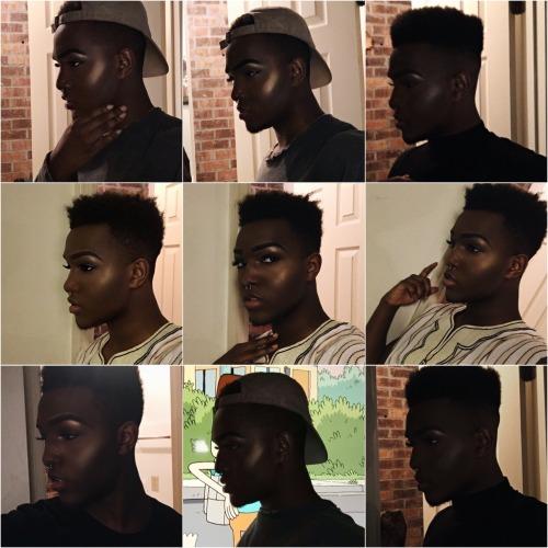 mua makeup mac anstasiabeverlyhills melenin highlights amrezy blacklivesmatter gaylivesmatter