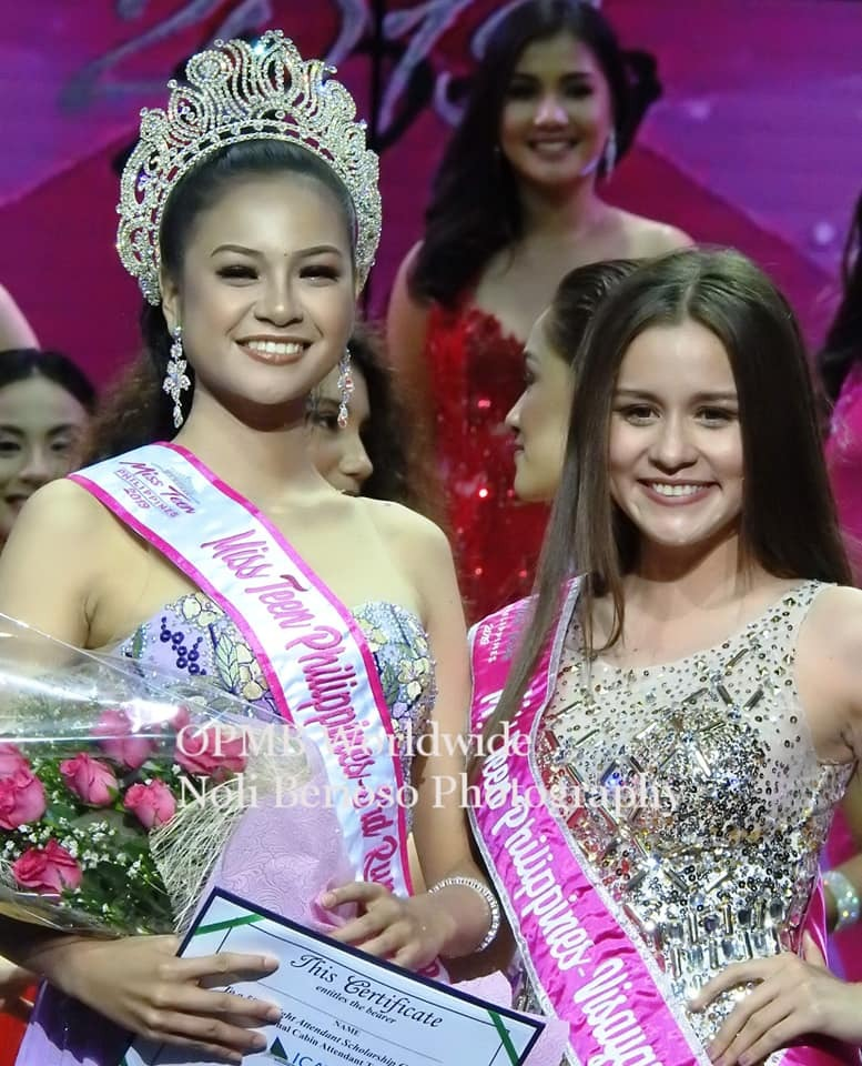 SOUTHERN GIRL IS MISS TEEN PHILIPPINES 2019 By    | opmb