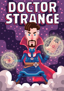 Doctor StrangeCreated by