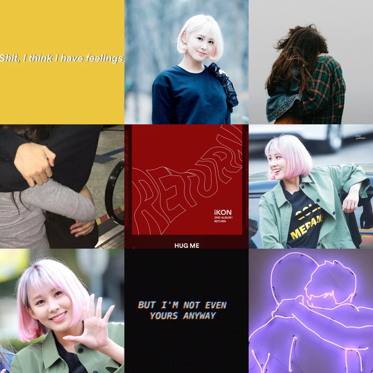 mini hiatus — hug me | yuha