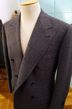 Musella Dembech Milano double-breasted coat