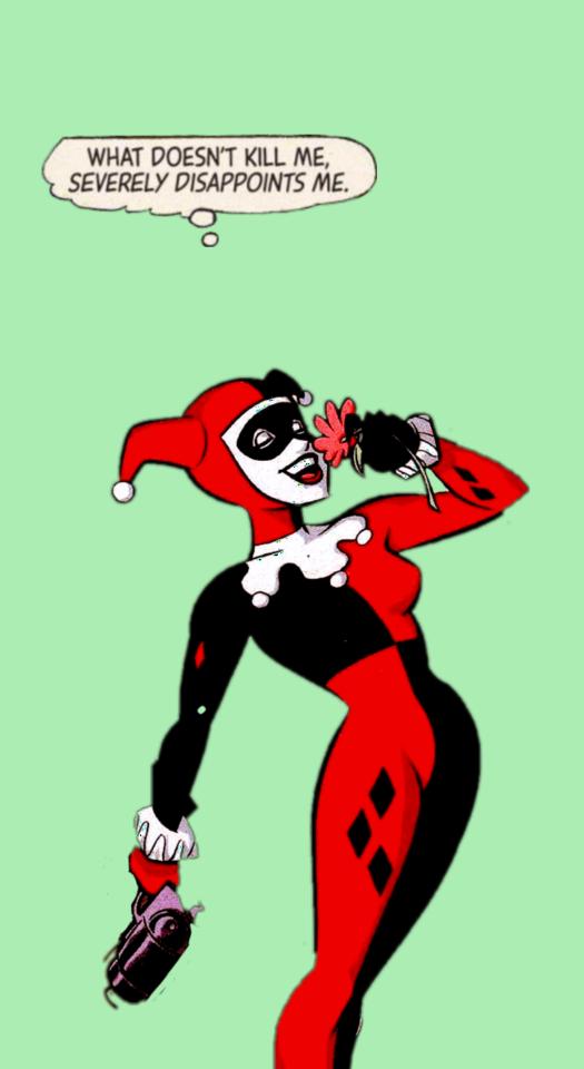 Harley Quinn Wallpaper Tumblr