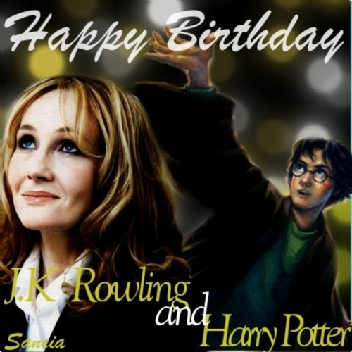 happy birthday harry potter on Tumblr