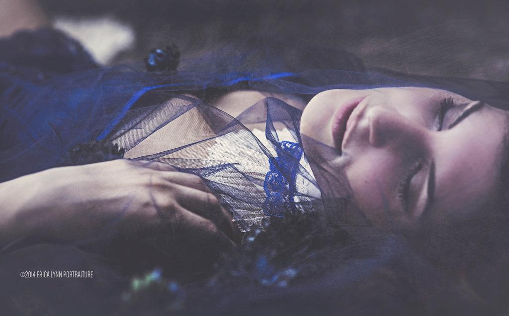 Sleeping Victoria by Erica-Muller