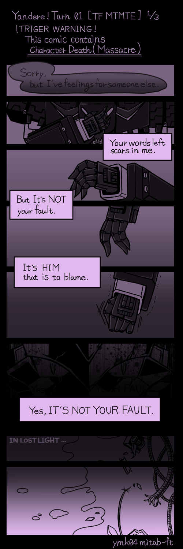 yandere transformers | Tumblr