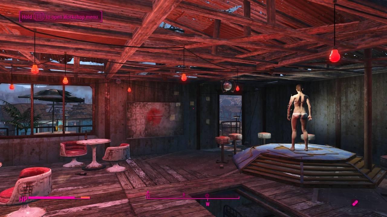 x0thica   emmalina's blog — My Fallout 4 settlement / no