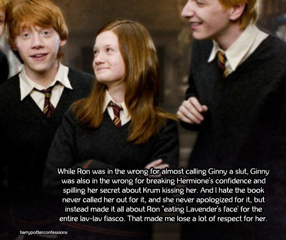 Ginny weasley slut