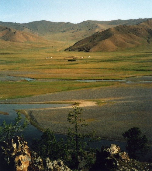 Orkhon Valley Mongolia Asia Nature Landscape Outdoor View Rural Countryside Photography Travelling Traveling Travel Tourism Vacation Holiday Urlaub Reisen