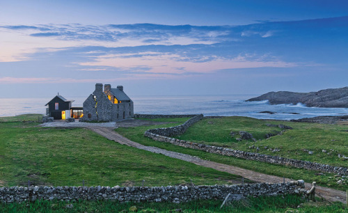 The White House in Isle of Coll