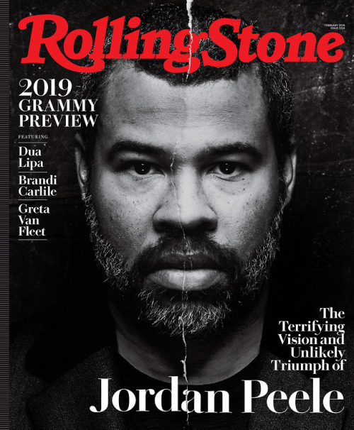 Jordan Peele appears on our latest cover. In the feature, the...
