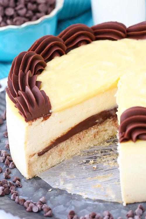 Really nice recipes. Every hour. — Boston Cream Pie