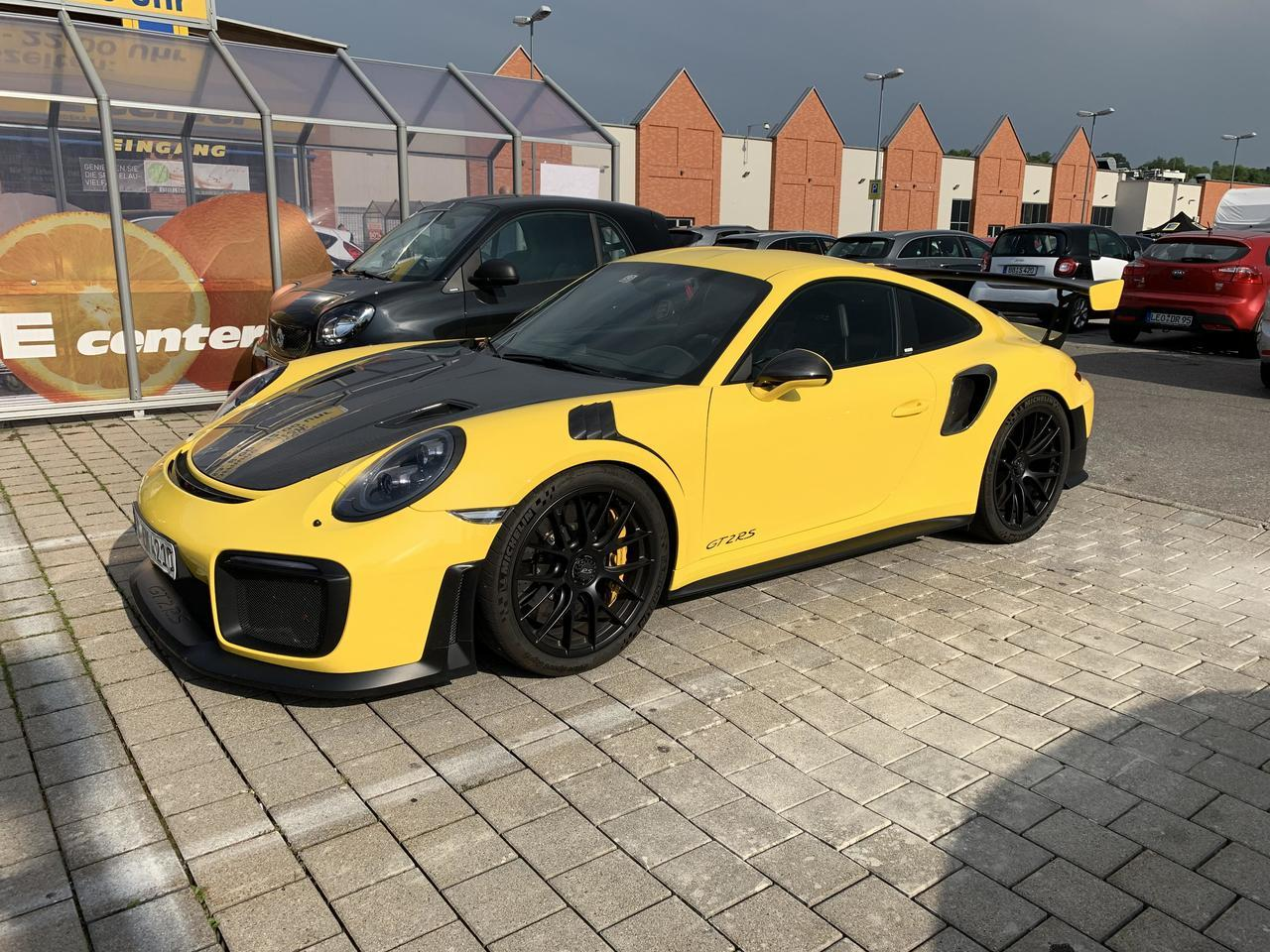 Cars and More Cars — Porsche GT2 RS Source: reddit