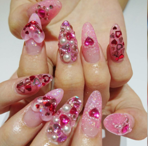 Japanese Nails Art Tumblr