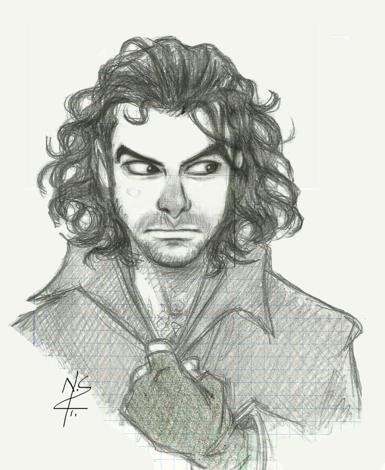 Aidan Turner #aidan turner#aidan#poldark#kili #lord if the rings #the hobbit#being human#Mitchell#vampire#fan art#fanart#drawing#dibujo#pencil#handmade#traditional art#traditional drawing