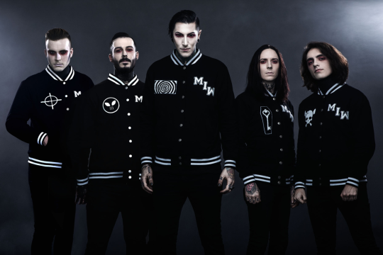 MOTIONLESS IN WHITE RELEASE NEW SINGLE