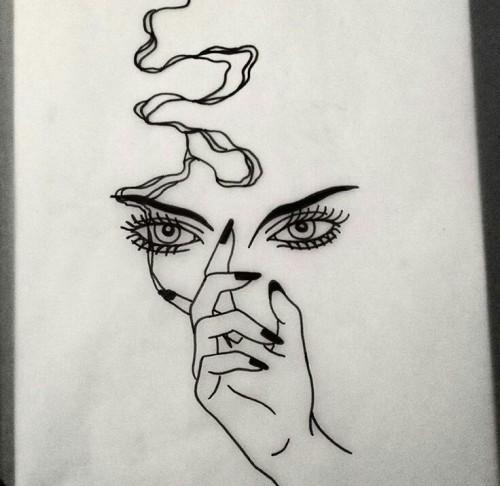 dibujo calavera | Tumblr