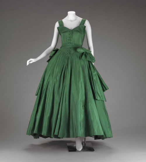 1950s 20th century women Christian Dior Dior