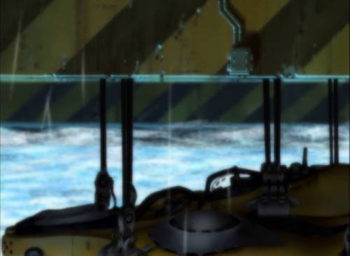 #vintage anime#retro anime#screencap#background#90s anime#aesthetic#anime aesthetic#animecore#ova#青の6号 #blue submarine no 6