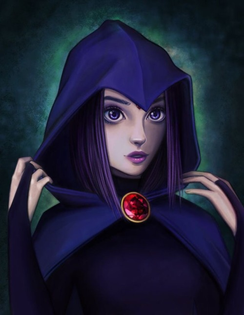 Raven Teen Titans Porn Game