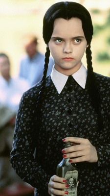 Wednesday Addams Wallpapers Tumblr