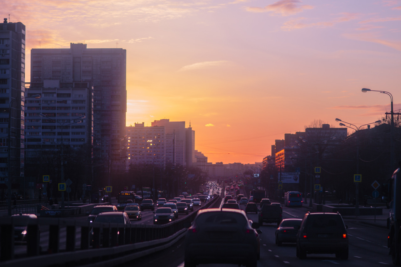 #glow#urban#sunset#moscow#russia#original#photography#street#Aesthetic#life#city#feel#spring#late#mood #photographers on tumblr #traffic#lights#drive#canon #artists on tumblr